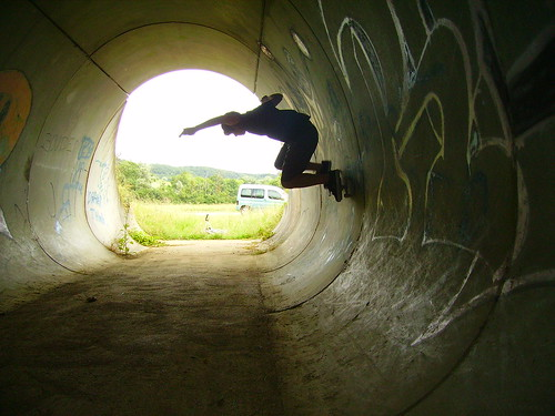 Backside Wallride (back)