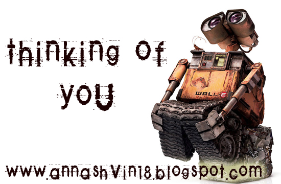Thinking WallE