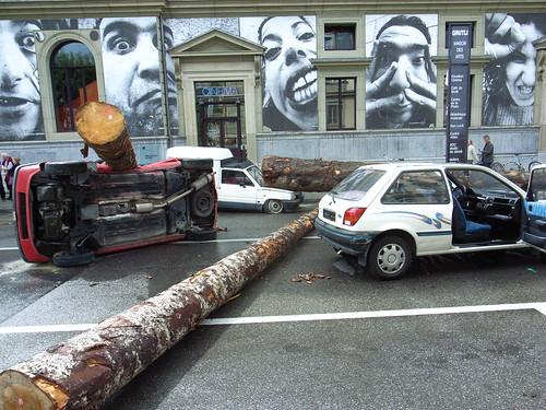 wood+cars