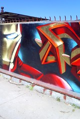 Zademan (COLOR IMPOSIBLE CREW) Tags: graffiti ironman 2008 zade quilpue fros