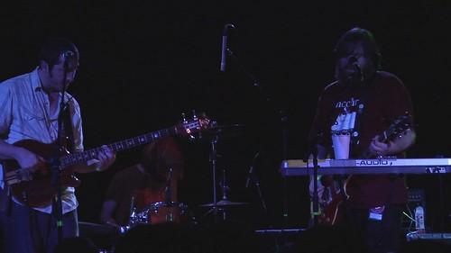 Pinback live Portland 02-16-2008