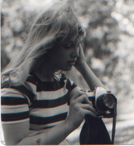 Portrait of the Artist as a Young Photo Geek.