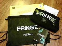 Fringe Promo Materials