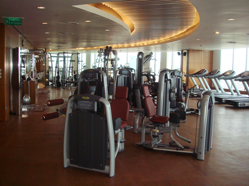 Lifestyles on 26. One of the Best Hotel Gym in Bangkok