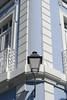 Gas Lamp - Old San Juan, Puerto Rico (jogorman) Tags: blue windows shadow white building window lamp architecture puerto pastel balcony gas rico patio pastels ironwork jamesogorman