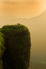 Friends (Rishi S) Tags: friends cliff india tourism private couple alone personal top secret talk pals advice lonely conversation solitary share height matheran advise thisisnow indiatourism