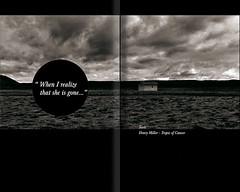 research / page one ([GW] GrafikWar) Tags: ushuaia design typo miseenpage henrimiller grafikwar facundosantana designedforemo