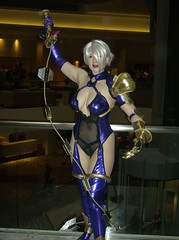 Ivy Again! (BelleChere) Tags: costume cosplay ivy soulcalibur dc08 dragoncon2008 ivyvalentine