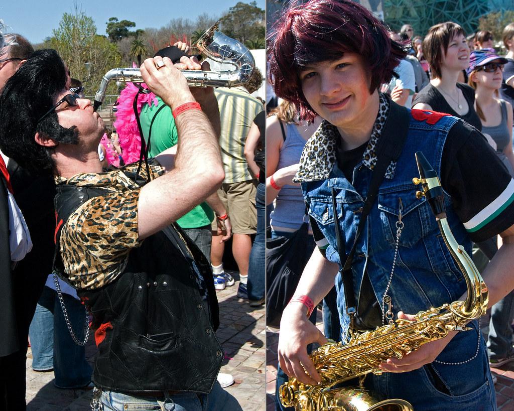 sax guys