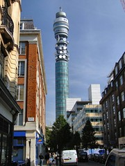 GPO Tower (bryan with a y) Tags: street london tower po british gpo telecom goodge telecomunications
