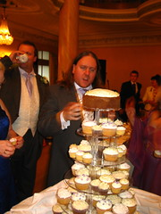 Norm! has his cake and eats it