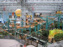 Fairly Odd Coaster (cliff1066™) Tags: minnesota amusement mallofamerica bloomington themepark megamall nickelodeon