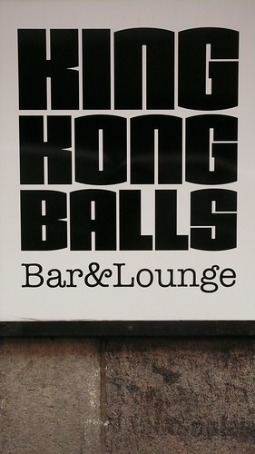 King Kong Balls - Helsinki