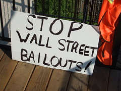 Stop Wall Street Bailouts
