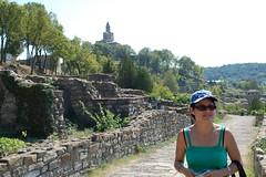 Walking Around (nickandrosemary) Tags: castle church bulgaria balkans orthodox fortress tarnovo vr templom tsarevets bulgarien veliko bulharsko turnovo   bulgria       turnovgrad tarnovgrad