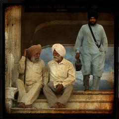 The Khalsa belong to God (designldg) Tags: fab people india heritage temple religion elder devotion marble turban sikh tradition punjab spiritual shanti soe amritsar sikhism goldentemple  indiasong platinumphoto anawesomeshot articulateimages