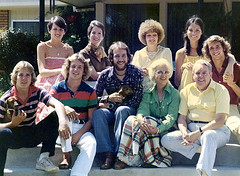feelin' groovy (strph) Tags: family david mom paul notes grandmother uncle grandfather bob jim aunt nancy carol margaret 1976 marian
