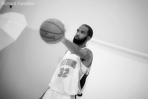 Richard Hamilton, bearded wonder - flickr/Jeffrey Simms Photography