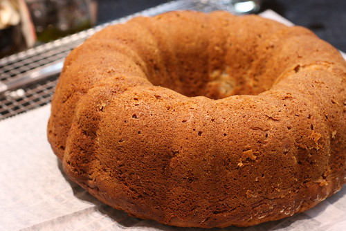 honey apple cake 2