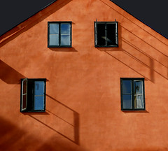 Windows Vista (DanielaNobili) Tags: windows house home casa shadows ombre stoccolma stockolm finestre fineartphotos mywinners anawesomeshot colourartaward platinumheartaward goldstaraward damniwishidtakenthat danielanob