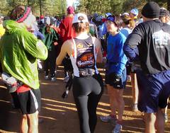 Bizz Johnson Marathon - Starting Line