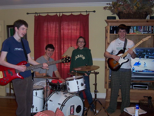 Old Band Practice