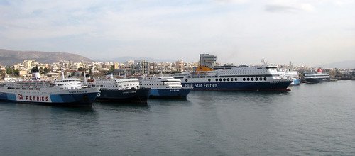 Piraeus passanger port