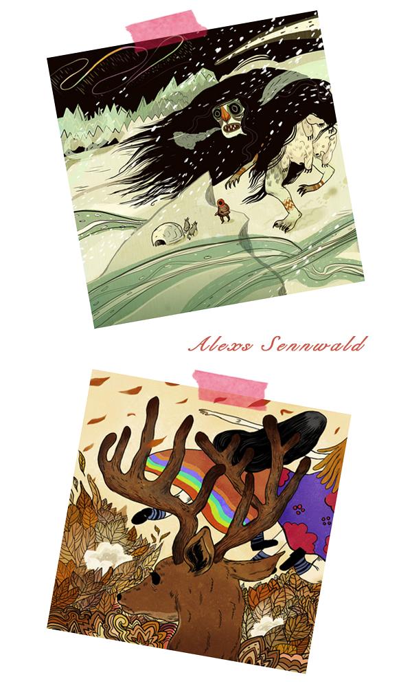 Aleks Sennwald Art