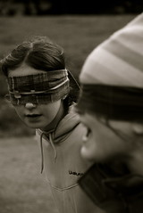 Blindfold game 2 by Lee Carson @ Flickr
