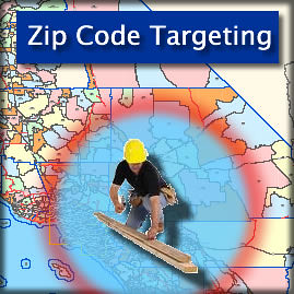 Yahoo search marketing zip code targeting. JP Luna Web Design