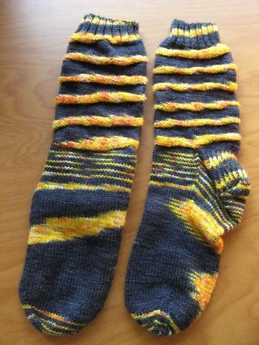 Kandy Korn Socks
