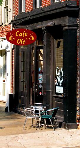 Cafe Ole', Philadelphia, Pa.