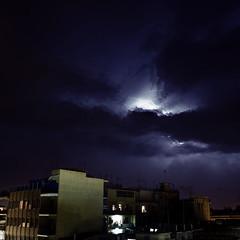 (Davide De Domenico) Tags: sky italy canon de eos italia sicily 5d lightning davide sicilia messina domenico fulmine