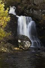 Inversnaid Falls (PartTimeAllTheTime) Tags: landscape pentax trossachs lochlomond lochs inversnaid justpentax inversnaidfalls trossachsandlochlomondnationalpark