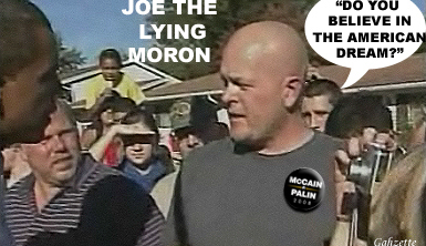 Joe the Lying Moron