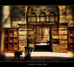 Entry to the old Edfu.... (*atrium09) Tags: door old travel architecture arquitectura puerta antique egypt egipto aswan hdr edfu atrium09 rubenseabra edfo