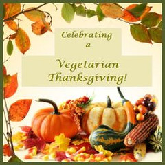 Vegetarian Thanksgiving logo