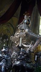Inside the Prague Castle
