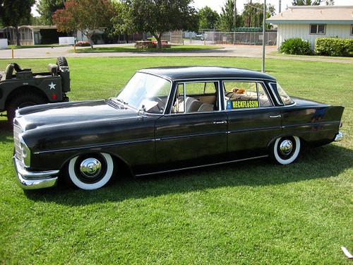 Fs Trade 1963 Mercedes Benz 220b Heckflosse Quot Fintail