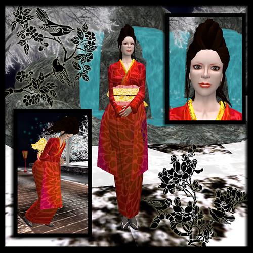Nah Kimono