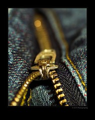 Jeans_2 (ICT_photo) Tags: colour macro guelph jeans zipper tamron90 areyouallhappynow ictphoto ianthomasphotography ianthomasphtogaphy