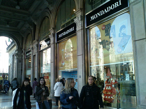 Mondadori Duomo Milano