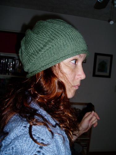 felicity beret