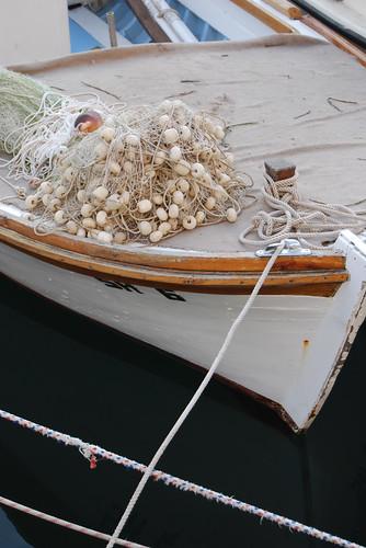boat fishingnets