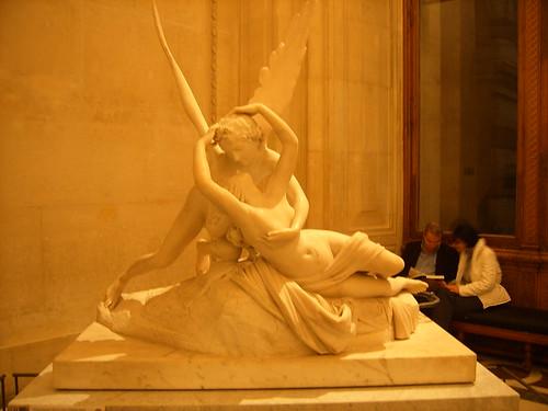 Museo del Louvre, Eros y Psiqué