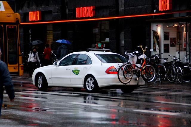 Bike Culture Taxi