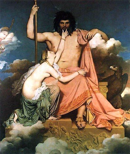 Jupiter and Thetis by you.