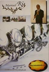 Presentación oficial de Flautas Manuel Rojas