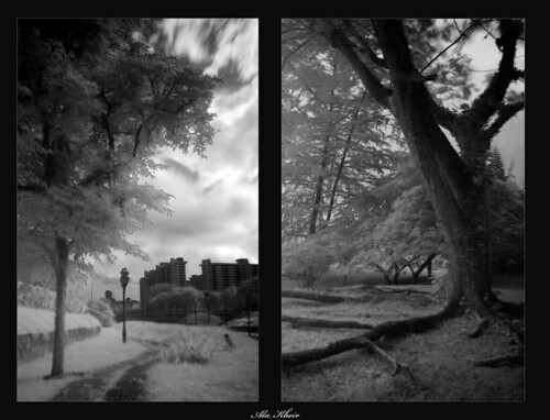 infrared attempt