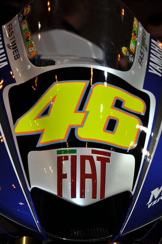 "Yamaha #46 ""The Doctor"""